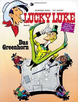 Lucky Luke (HC) 16: Das Greenhorn