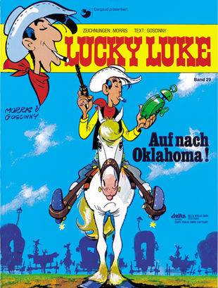 Lucky Luke (HC) 29: Auf nach Oklahoma