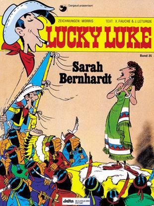 Lucky Luke (HC) 35: Sarah Bernhardt