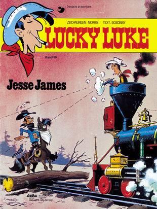 Lucky Luke (HC) 38: Jesse James