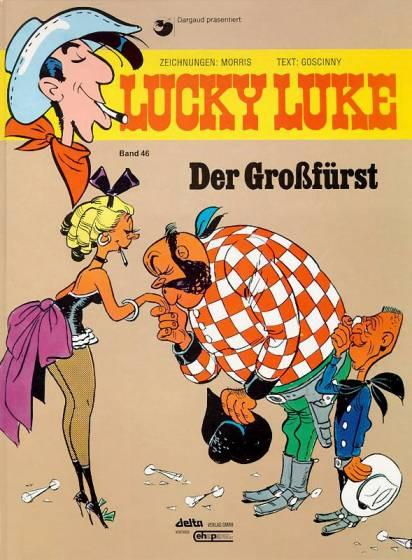 Lucky Luke (HC) 46: Der Großfürst