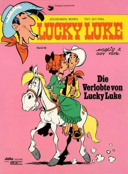 Lucky Luke (HC) 48: Die Verlobte von Lucky Luke