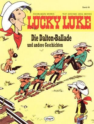 Lucky Luke (HC) 49: Dalton Ballade