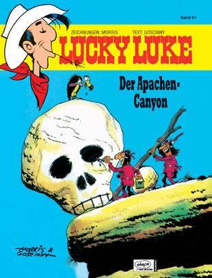 Lucky Luke (HC) 61: Der Apachen-Canyon