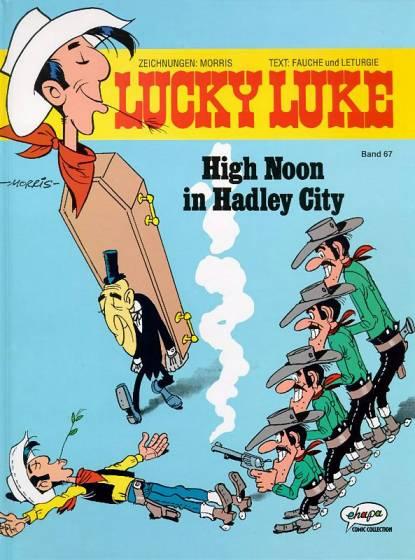Lucky Luke (HC) 67: High Noon in Hadley City