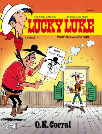 Lucky Luke (HC) 71: O.K. Corral