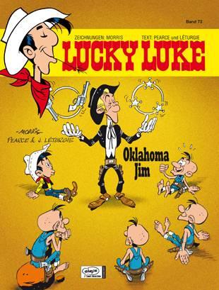 Lucky Luke (HC) 73: Oklahoma Jim