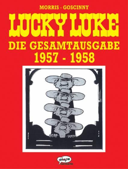 Lucky Luke Gesamtausgabe 1957-1958