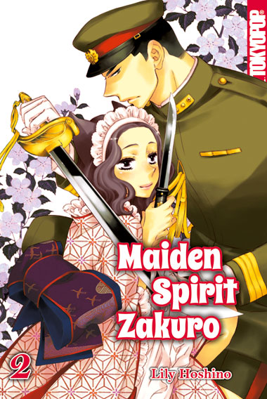 Maiden Spirit Zakuro Band 2