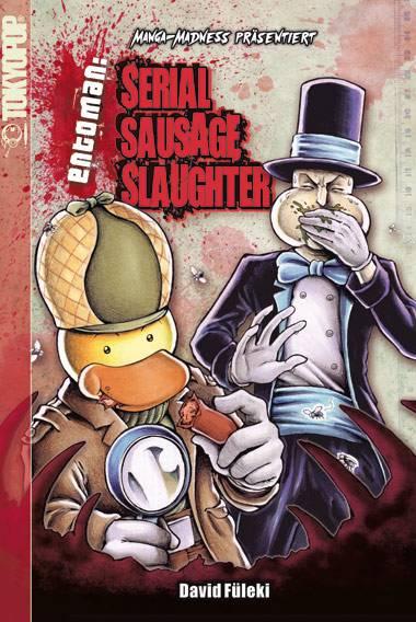Entoman - Serial Sausage Slaughter