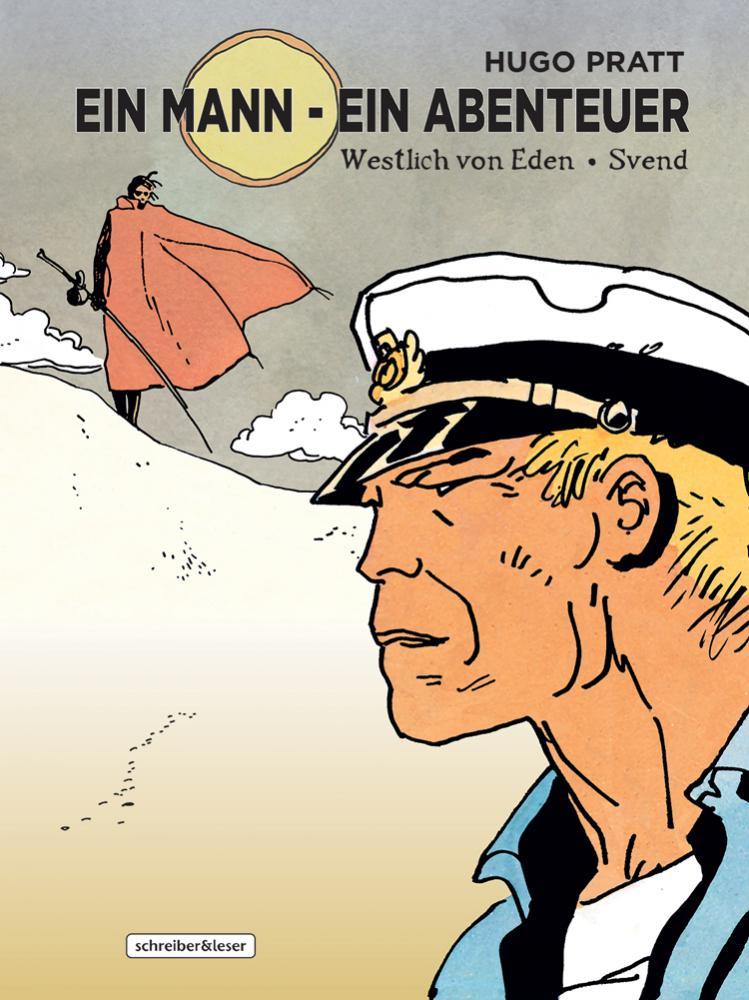 Mann - Ein Abenteuer 2: Westlich von Eden / Svend