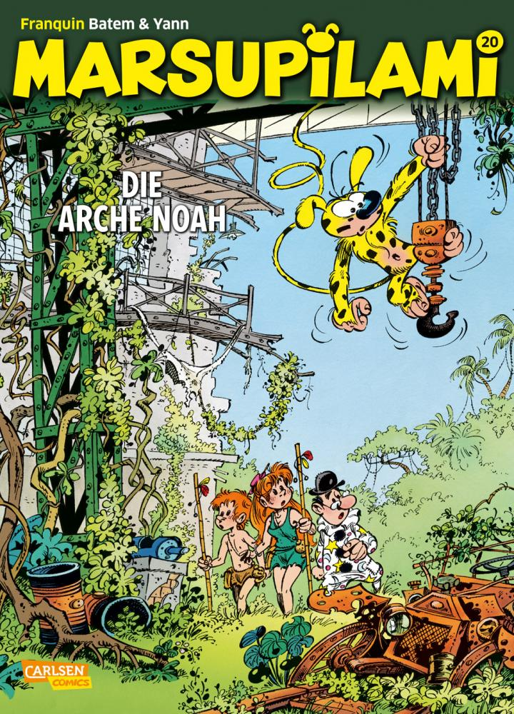 Marsupilami 20: Die Arche Noah