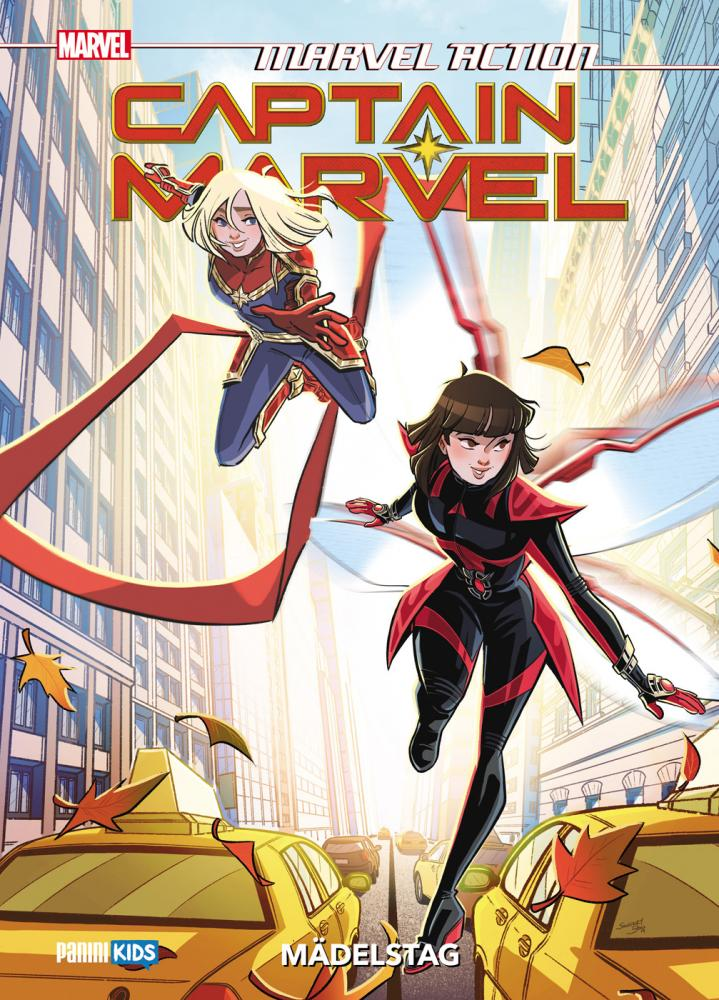 Captain Marvel (Marvel Action) 2: Mädelstag