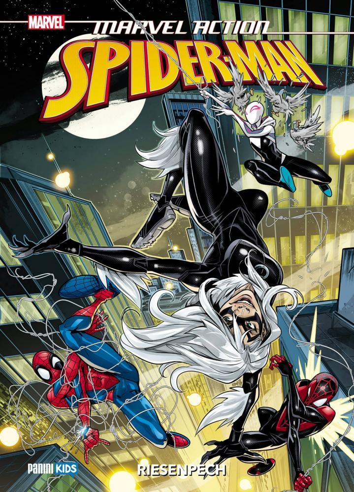 Spider-Man (Marvel Action) 3: Riesenpech