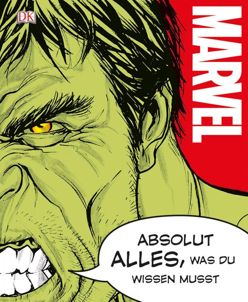 Marvel - Absolut alles, was du wissen musst