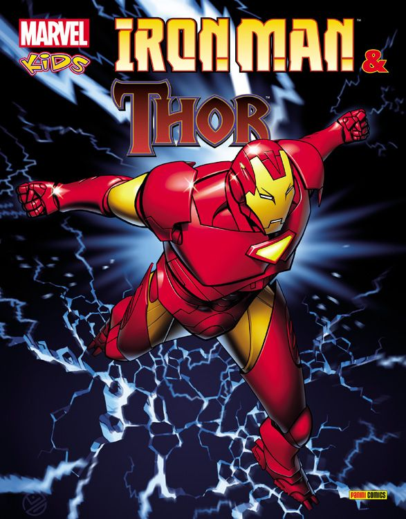 Iron Man & Thor (Marvel Kids)