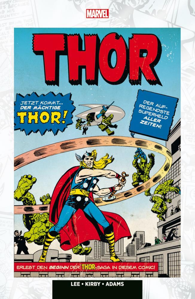 Thor (Marvel Klassiker) Hardcover