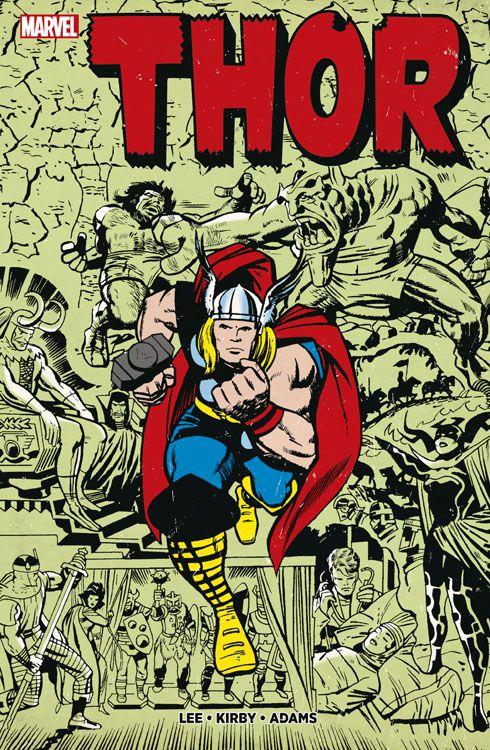 Thor (Marvel Klassiker) Softcover