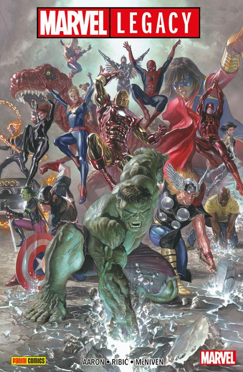 Marvel Legacy Softcover