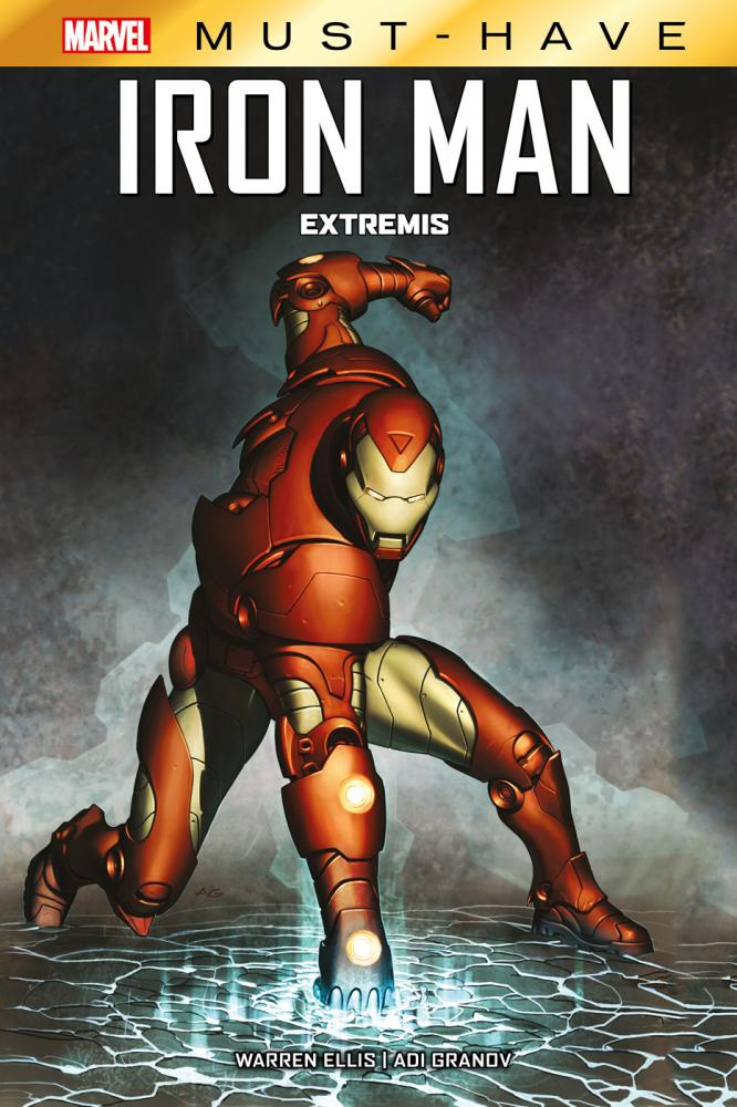 Iron Man - Extremis (Marvel Must-Have)