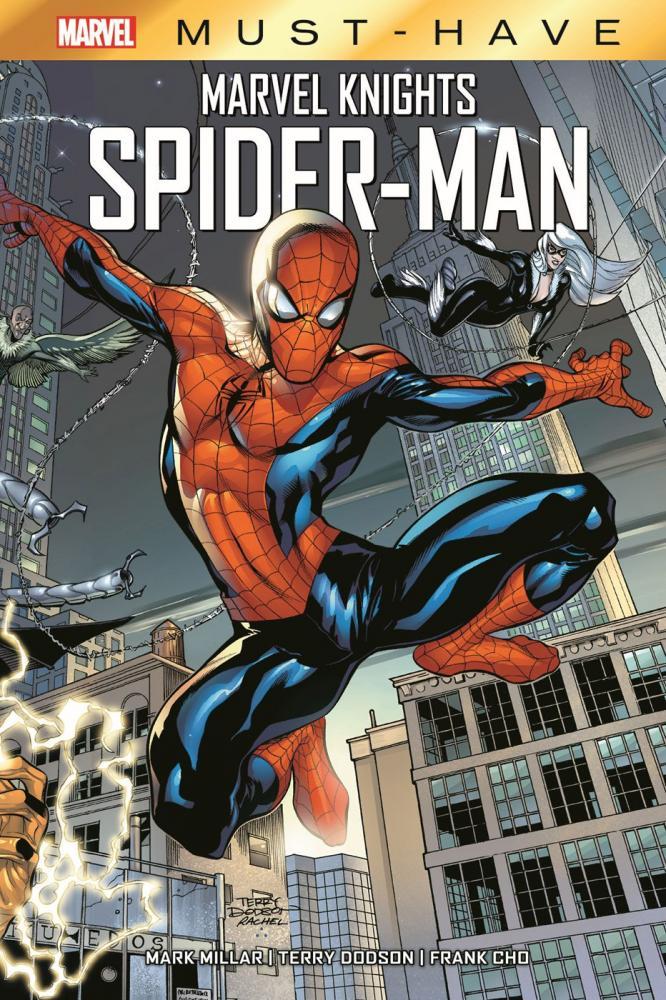 Marvel Knights - Spider-Man (Marvel Must-Have)
