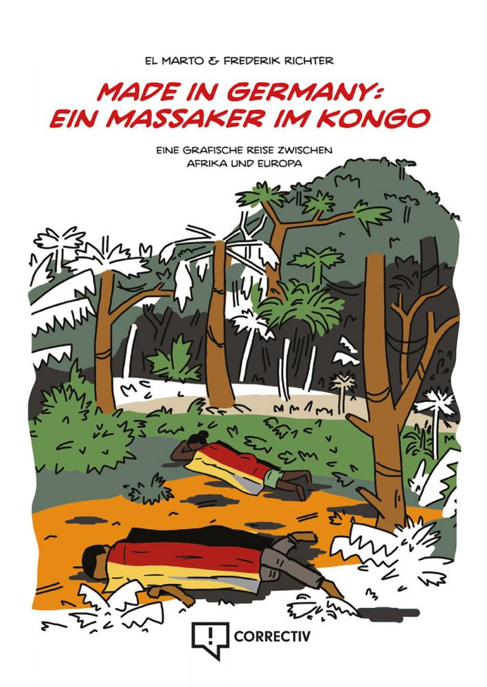 Made in Germany: Ein Massaker im Kongo