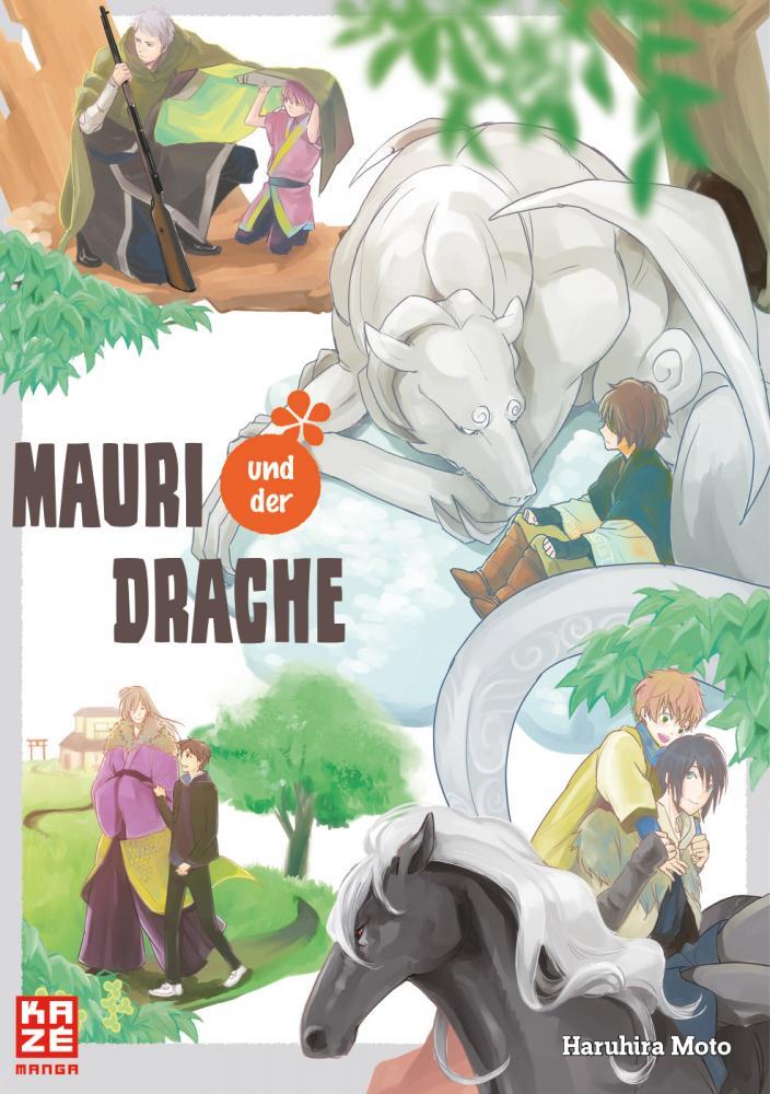 Mauri und der Drache Band 1