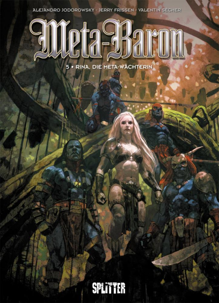 Meta-Baron 5: Rina, die Meta-Wächterin