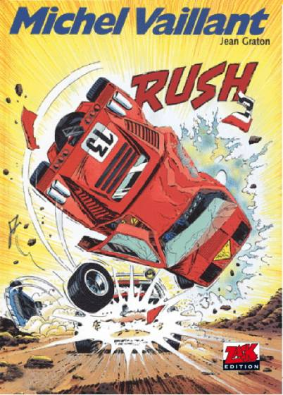 Michel Vaillant 22: Rush