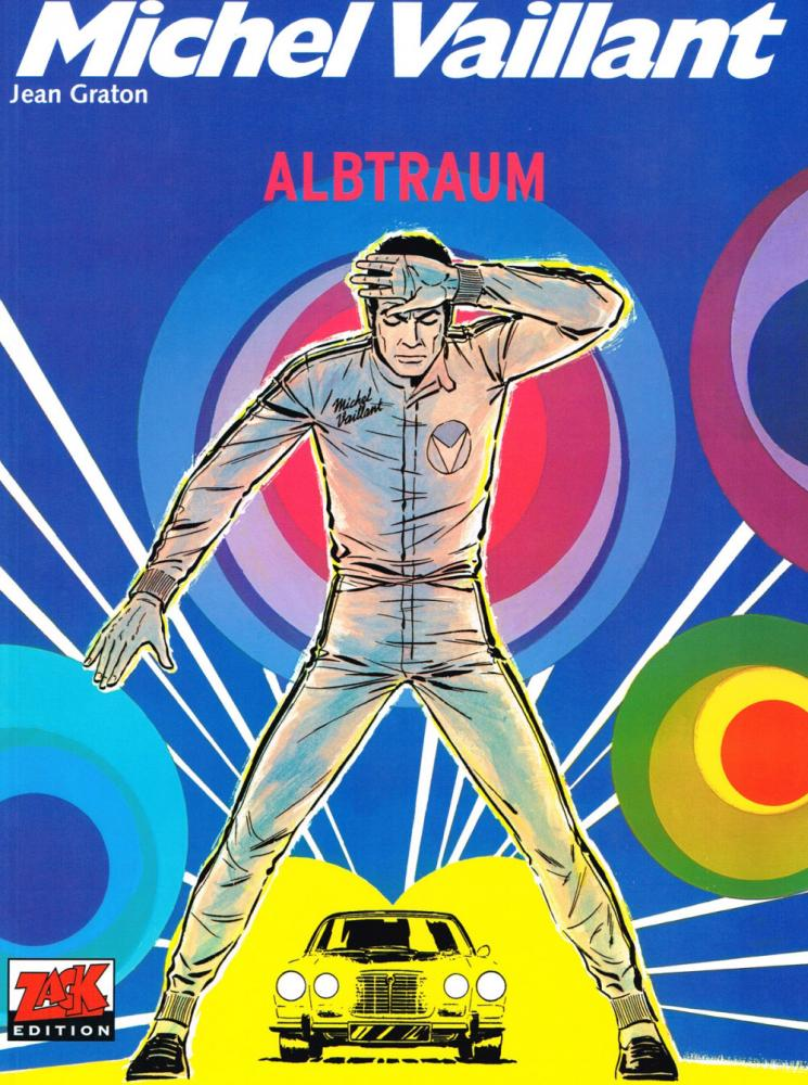 Michel Vaillant 24: Albtraum