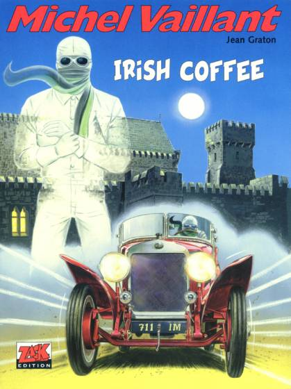 Michel Vaillant 48: Irish Coffee