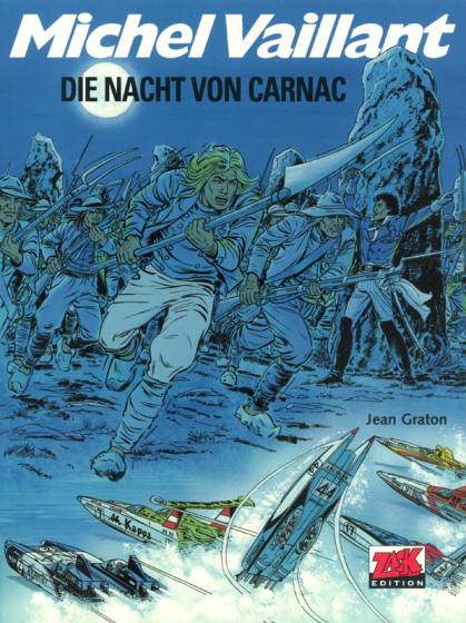 Michel Vaillant 53: Die Nacht von Carnac