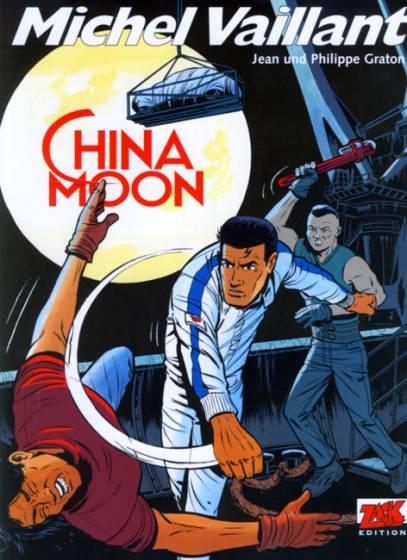 Michel Vaillant 68: China Moon