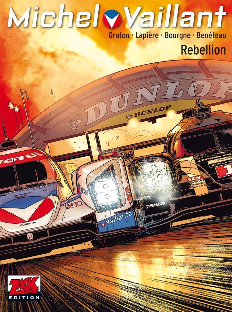 Michel Vaillant (Staffel 2) 6: Rebellion