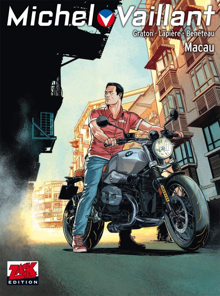 Michel Vaillant (Staffel 2) 7: Macau