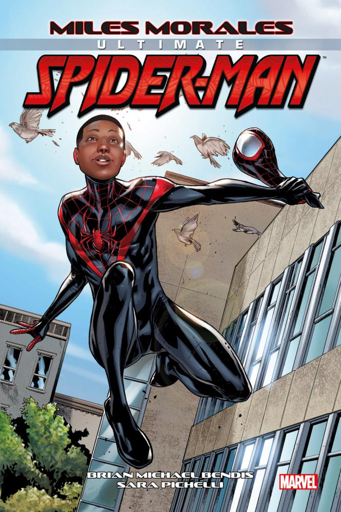 Miles Morales - Ultimate Spider-Man Hardcover