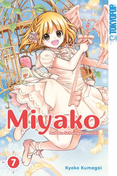 Miyako – Auf den Schwingen der Zeit Band 7