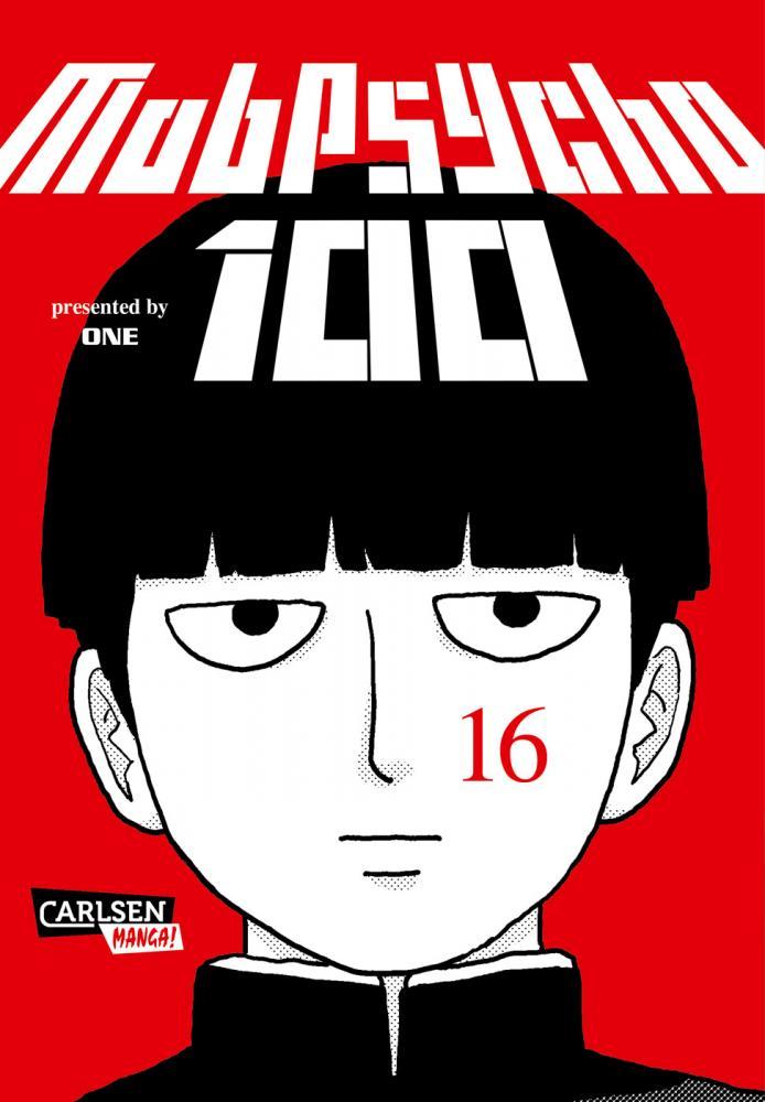 Mob Psycho 100 Band 16