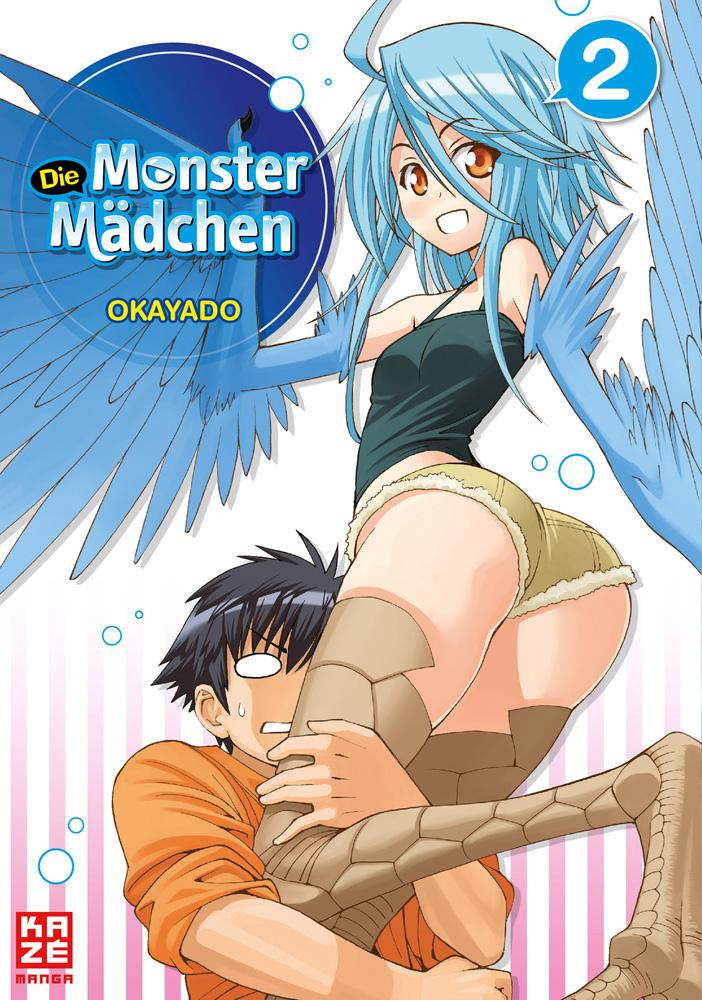 Monster Mädchen Band 2