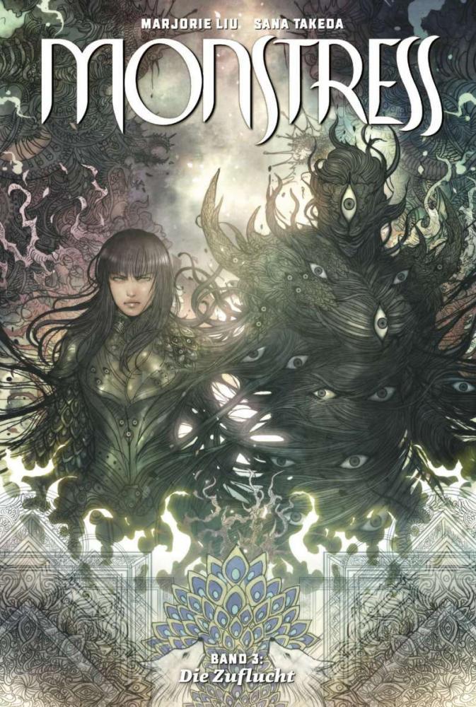 Monstress 3: Die Zuflucht