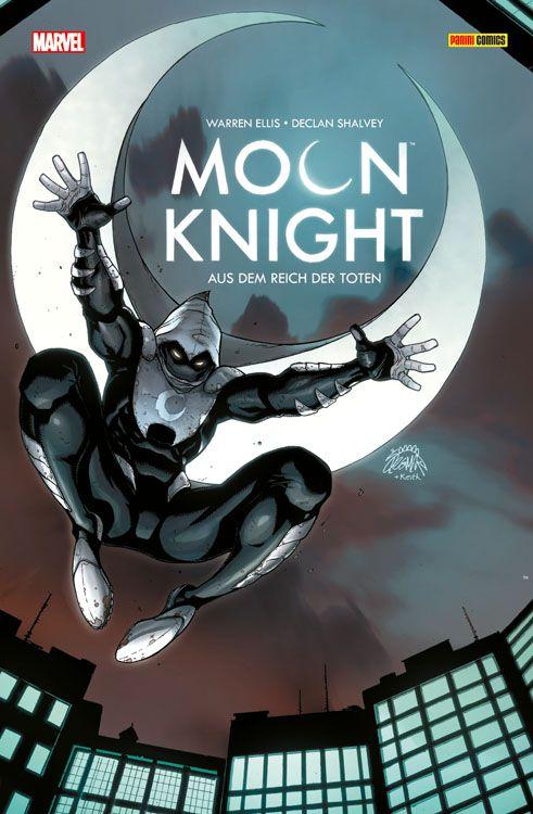 Moon Knight 1: Aus dem Reich der Toten