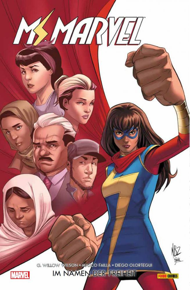 Ms. Marvel (2016) 4: Im Namen der Freiheit