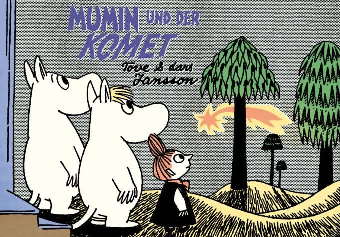 Mumins Mumin und der Komet