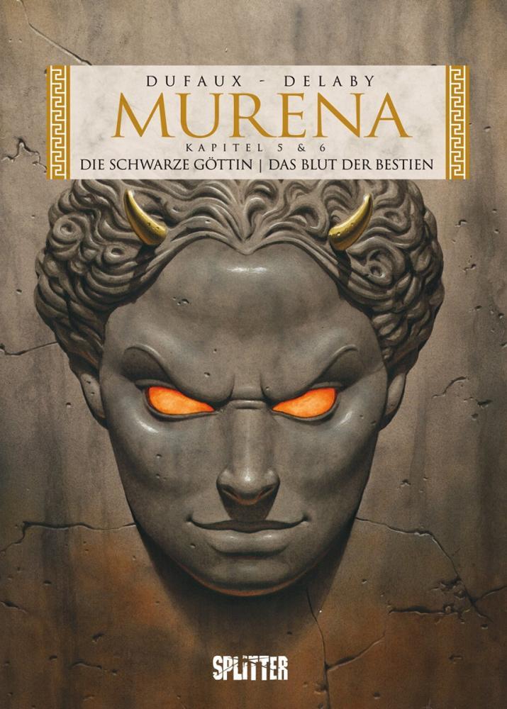 Murena Kapitel 5+6: Die schwarze Göttin / Das Blut der Bestien (2. Zyklus)