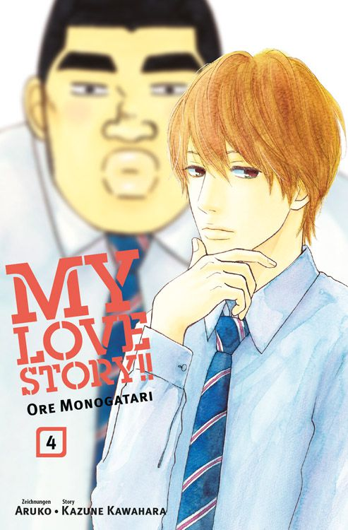 My Love Story!! – Ore Monogatari Band 4
