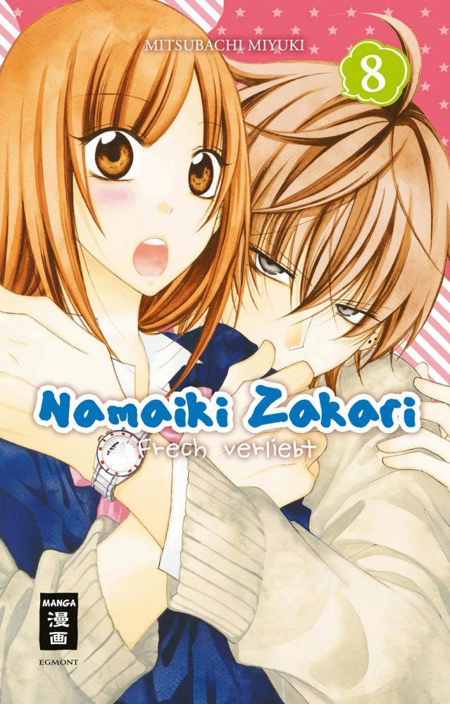 Namaiki Zakari – Frech verliebt Band 8