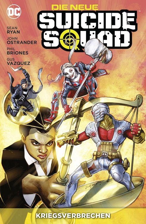 neue Suicide Squad 3: Kriegsverbrechen