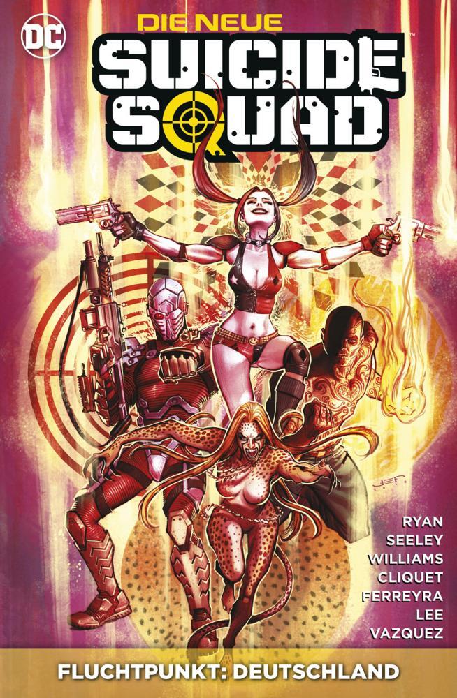 neue Suicide Squad 4: Fluchtpunkt Deutschland