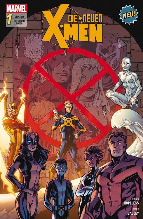 neuen X-Men (2016) 1: Eine neue Chance