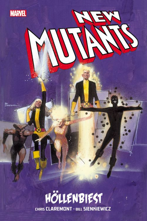 New Mutants: Höllenbiest Hardcover